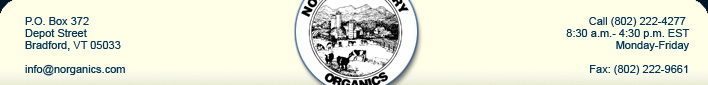 North Country Organics