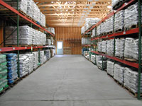 North Country Organics Warehouse